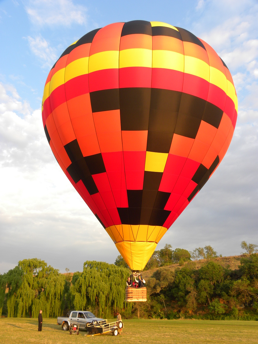 Exclusive Hot Air Balloon For 2